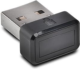 Kensington K67977WW Fingerprint Key (Black)