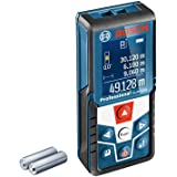 Bosch Professional Laserafstandsmeter Glm 500 (Werkbereik: 0,05–50 m, Hellingbereik: 0 – 360°, Meetnauwkeurigheid: +/-1,5 mm,