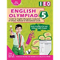 International English Olympiad - Class 5(With OMR Sheets): Essential Principles with Examples, MCQS & Solutions, Model…