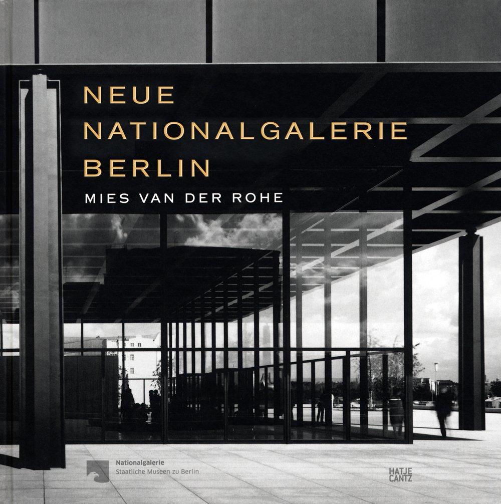 Neue Nationalgalerie Berlin: Mies Van Der Rohe
