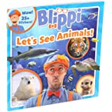 Blippi: Let's See Animals!