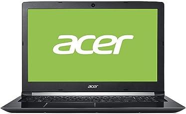 Acer Aspire A515-51 15.6-inch Laptop (Core i5-8250U/4GB/1TB/Elinux/Intel UHD Graphics 620) Black