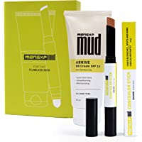 MensXP Mud Concealer Stick & BB Cream Box For Men, Skin Shade 024 - Light