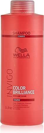 Wella, Invigo Color Protection Brilliance Shampoo Capelli Grossi 1000Ml