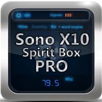 Sono X10 Spirit Box PRO