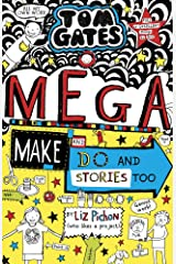 Tom Gates: Mega Make and Do (and Stories Too!) Hardcover
