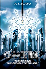 Chaacetime:  The Origins: A Hard SF Metaphysical and visionary fiction Broché