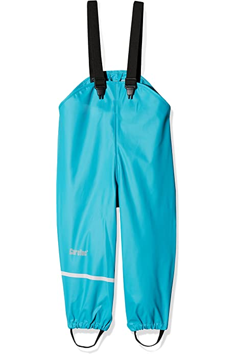 86 Dark Navy 778 CareTec Pantalones Impermeable Unisex Ni/ños Azul