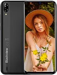 Smartphone Offerta del Giorno, Blackview A60 6.1'' Waterdrop Schermo, 13MP+5MP, 4080mAh Batteria Cellulari Offerte, 128GB Esp