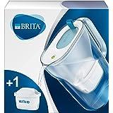 BRITA Styleazul - Jarra de Agua Filtrada con 1 cartucho MAXTRA+, Filtro de aguaBRITA que reduce la cal y el cloro, Agua fil