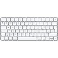Apple Magic Keyboard (Neuestes Modell) - Deutsch - Silber