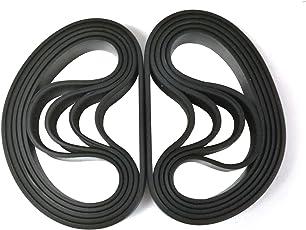 vitalite-10pcs Plain Blank braccialetto in silicone gomma bracciali