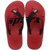 Sparx Women's SF0204L Red Black Flip-Flops - 5 UK (38 EU) (SF0204L_RDBK0005)