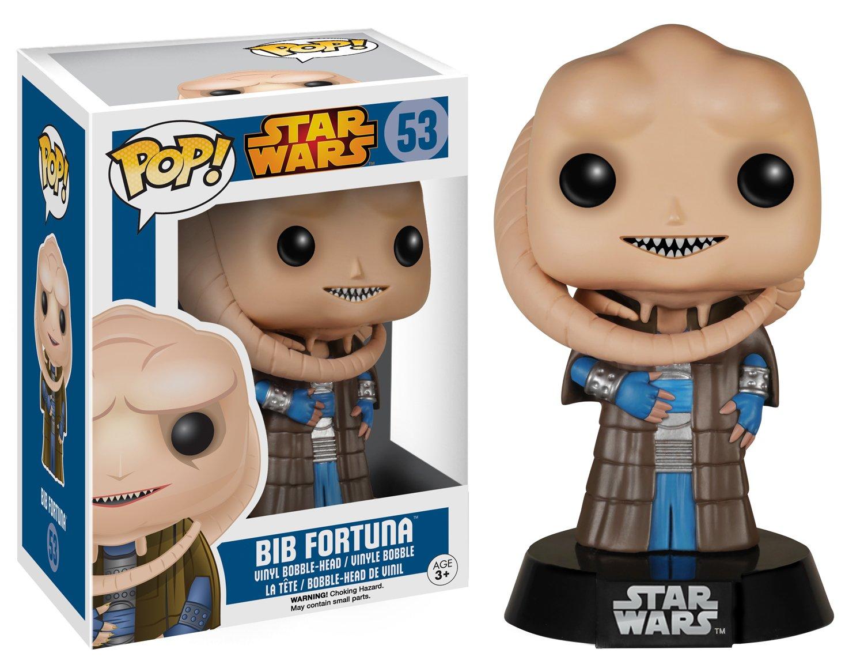 Funko Pop Bib Fortuna (Star Wars 53) Funko Pop Star Wars