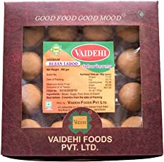 Vaidehi Premium Besan Ladoo-500gms