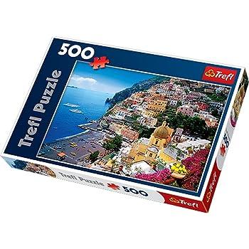 Toys 8000-0786 1000 Pieces EuroGraphics Cinque Terre Manarola Italy Puzzle Eurographics