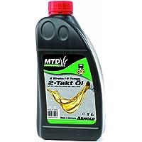 Arnold 6012-X1-0038 Original MTD 2-Takt Mixöl, 1 Liter