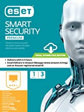 Eset Smart Security Premium - 1 User, 3 Years (Email Delivery in 2 hours- No CD)