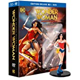Wonder Woman (Édition Commemorative Deluxe + Figur) [Blu-ray]
