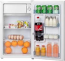 Hoover 120 Liters Free standing Single Door Refrigerator, Silver - HSD92-S