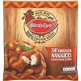 Birds Eye 38 Breaded Chicken Nuggets, 792 g (Frozen)