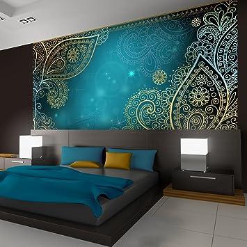 Moderne tapete grau  murando - Fototapete 350x245 cm - Vlies Tapete - Moderne Wanddeko ...