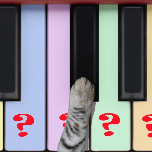 Cat Piano Game (Piano-meow Cat)