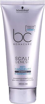 Schwarzkopf Professional Bonacure Scalp Genesis Anti Dandruff Shampoo, 200ml