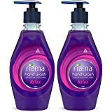 Fiama Relax Moisturising hand wash, Lavender and Ylang Ylang, 400ml (Combo pack of 2)