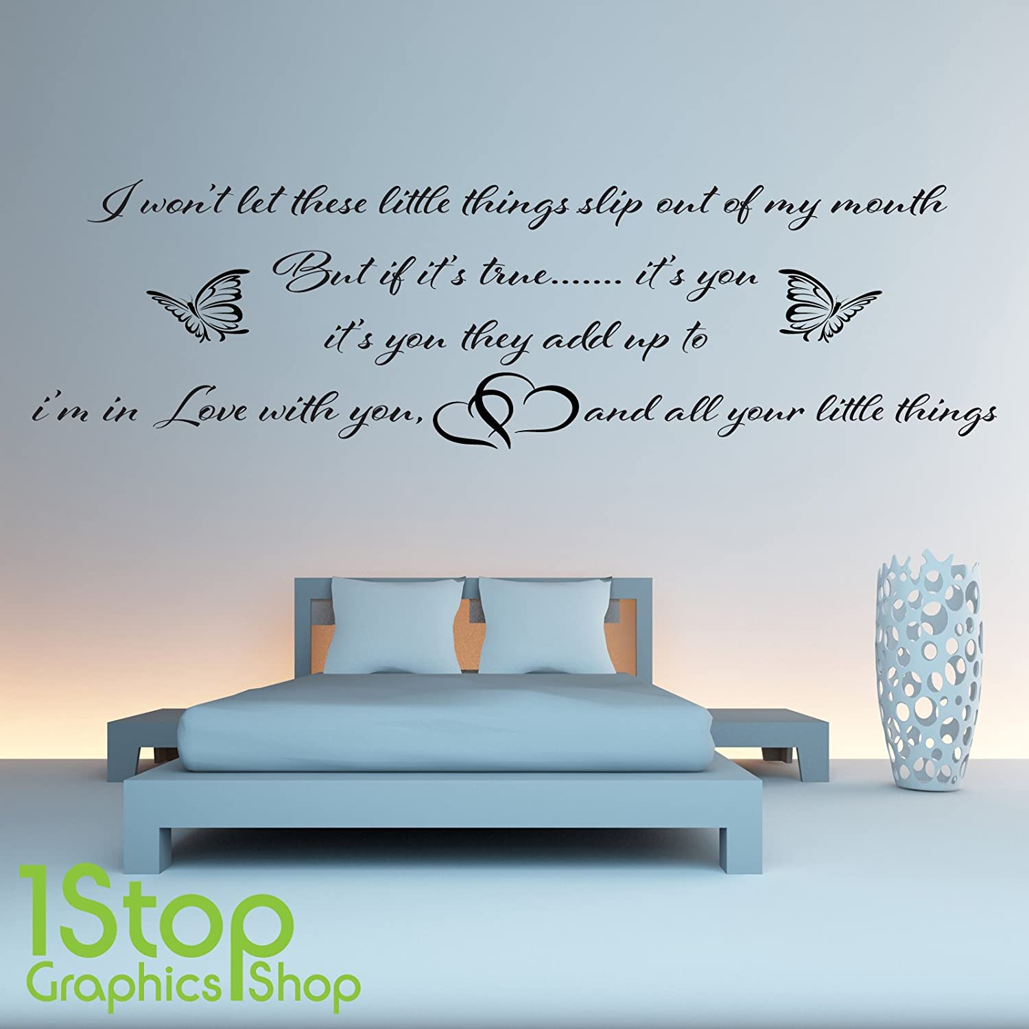 Wall Sticker Quotes For Bedrooms - [hdwallpaperblog.com]