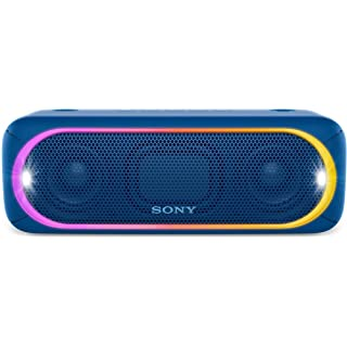 Sony SRS XB30/LC IN5 Portable Bluetooth Speakers  Blue