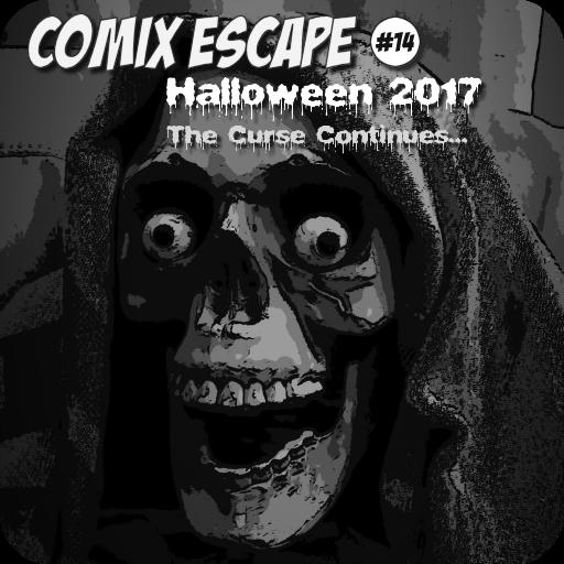 Comix Escape: Halloween 2017