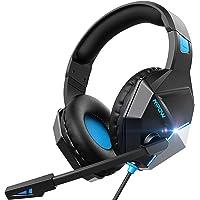 Mpow EG10 Cuffie Gaming per PS5 PS4, PC, Xbox One, Cuffie da Gaming con Microfono e Bass Stereo, Cuffie da Gioco con…
