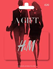 H&M Gift Card - UK - Post