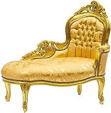Way Home Store Dormeuse barocco oro
