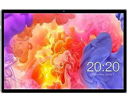 TECLAST Tablet 10.1 Pollici P20HD 4G LTE 5G WiFi Android 10, 4GB RAM+64GB ROM (TF 512GB), Doppia SIM+TF/SD, Octa Core 1.6 GHz