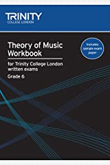 Theory of Music Workbook Grade 6 (2009) (Trinity Guildhall Theory of Music) Hardcover
