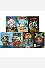 Jonny duddle jolley roggers the pirates series collection 7 books set Paperback