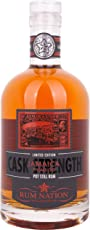 Rum Nation Jamaica 7 Years Old Pot Still Rum Cask Strength Limited Edition 2018 (1 x 0.7 l)