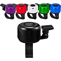 2x Aluminum Mountain Bicycle Bell Kids Scooter Bicycle Bell Bike Accessory
