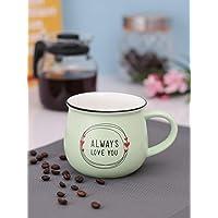 JCPL Donald Ceramic Milk & Coffee Mug, 330ml, 1 piece, ZS-DB-07