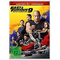 Fast & Furious 9 (Director's Cut + Kinofassung)