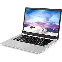 Laptop da 14 pollici (Intel Celeron J3455 a 64 bit, 8 GB di RAM DDR3, 128 GB di eMMC, batteria da 10000 Mah, webcam HD…