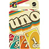 UNO Iconic Series 1970s Matching Card Game Featuring Decade-Themed Design, 112 Cards for Collectors, Teen & Adult Game…
