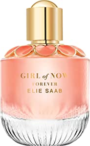 Elie Saab Girl of Now forever Eau De Parfum for Women, 90ml