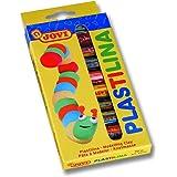 Jovi- Plastilina, Color surtido multicolor, 10 colors (216005)