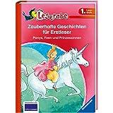 Zauberhafte Geschichten für Erstleser. Ponys, Feen und Prinzessinnen - Leserabe 1. Klasse - Erstlesebuch für Kinder ab 6 Jahr
