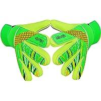Goalkeeper Goalie Football Gloves Kids - Junior Youth Boy Girl Soccer Training Goal Keeper Gloves with Embossed Anti…