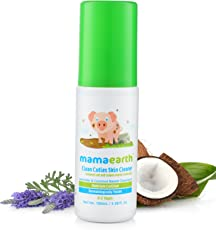 Clean Cuties Skin Cleanser 100 Ml for Cleaning Pen, Marker, Make Up and Crayon Marks