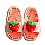 Pantofole Bambini Cartone Animato Carino Casa Scarpe Doccia Sandali Scarpe da Spiaggia e Piscina Ciabatte da Doccia Antiscivo